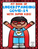 COVID-19 Superheroes Social Story   Coronavirus Read, Color, Learn