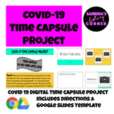 COVID 19 Time Capsule Project