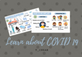 COVID-19 Vocabulary and taboo game