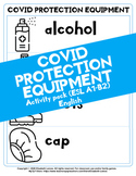 COVID (2019-nCoV) Protection Equipment (2): activity pack