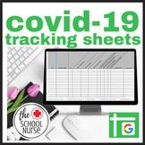 COVID- Google Tracking Sheets