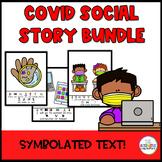 COVID Social Story Bundle