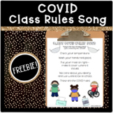 COVID Song freebie
