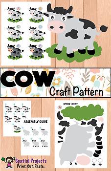 All About Cows Nonfiction Unit