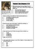 "COWABUNGA! Truly majestic ""Hatchet"" Quiz on Chapters 11-15"