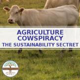 Agriculture COWSPIRACY - Sustainability Secret -  Short Fi