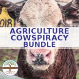 Cowspiracy the Sustainability Secret Lesson Plan BUNDLE - Digital Learning