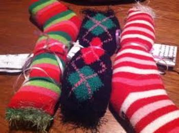 COZY Socks:  Calming Deep Pressure Sensory SOCKS… to hold, wrap, or squeeze