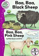 Baa Baa, Black Sheep and Baa Baa, Pink Sheep (eBook)