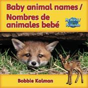 Baby Animal Names/Nombres de animales bebé
