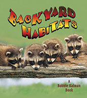 Backyard Habitats (eBook)