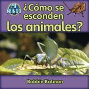¿Cómo se esconden los animales?