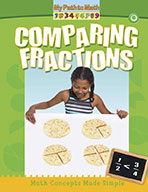 Comparing Fractions (eBook)