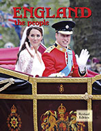 England: The People  (revised) (eBook)
