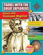 Explore with Ferdinand Magellan
