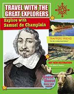 Explore with Samuel de Champlain (eBook)