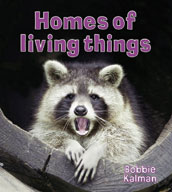 Homes of living things