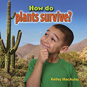 How do plants survive? (eBook)