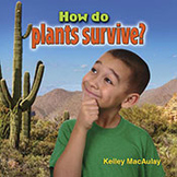 How do plants survive? (eBook)