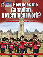 How does the Canadian government work? (eBook)