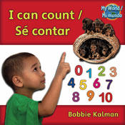 I can count/Sé contar