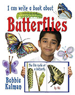 I can write a book about butterflies (eBook)