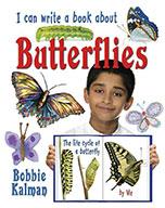 I can write a book about butterflies (eBook)