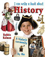I can write a book about history (eBook)