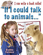 "I can write a book called ""If I could talk to animals…"" (eBook)"