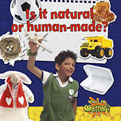 Is it natural or human-made?  (eBook)