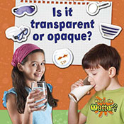 Is it transparent or opaque? (eBook)