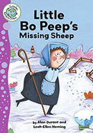 Little Bo-Peep's Missing Sheep (eBook)