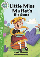 Little Miss Muffet's Big Scare (eBook)