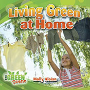 Living Green at Home (eBook)