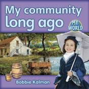 My community long ago