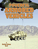 Powerful Armored Vehicles (eBook)