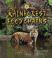 Rainforest Food Chains (eBook)
