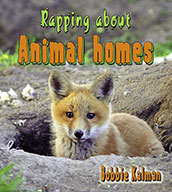 Rapping about Animal homes (eBook)