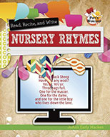 Read, Recite, and Write Nursery Rhymes (eBook)