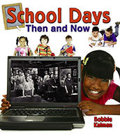 School Days Then and Now (eBook)
