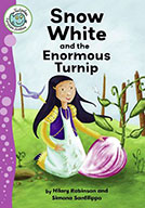 Snow White and the Enormous Turnip (eBook)