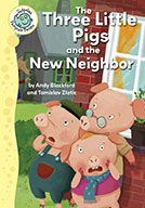 The Three Little Pigs and the New Neighbor (eBook)