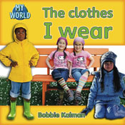 The clothes I wear
