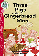 Three Pigs and a Gingerbread Man (eBook)