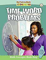 Time Word Problems (eBook)