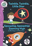 Twinkle, Twinkle, Little Star and Spaceship, Spaceship, Zooming High (eBook)