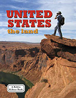 United States: The land (eBook)