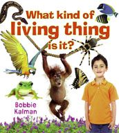 What kind of living thing is it?