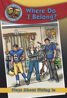 Where Do I Belong?: Plays About Fitting In