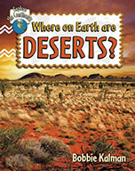 Where on Earth are Deserts? (eBook)